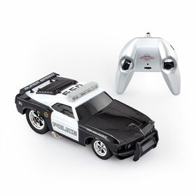 RC 1:16 Scale Western Police Highway Patrol Car - R Exclusive