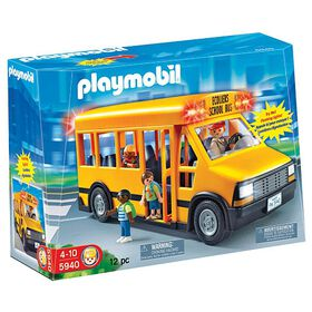 Playmobil - School Bus (5940)