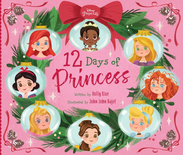 12 Days Of Princess - English Edition