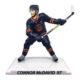 """Connor Mcdavid Oilers de Edmonton - LNH Figurine 6"""""""