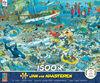 Ceaco: Jan Van Haasteren - Undersea Fun Puzzle 1500 Pieces