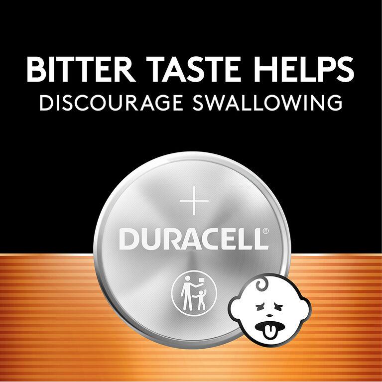 Duracell Piles au Lithium 2032 - 4  unités