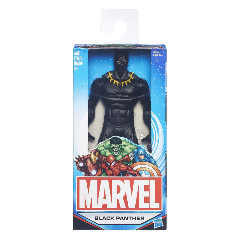 Marvel Black Panther Basic Action Figure