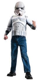 Storm Trooper Deluxe Costume Top Set