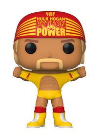 Figurine en Vinyle  Hulk Hogan par Funko POP! WWE - Notre exclusivité