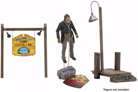 Friday The 13th Camp Crystal Aces Pack (Figure sold separately)