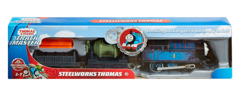 Fisher-Price Thomas & Friends TrackMaster Steelworks Thomas Engine