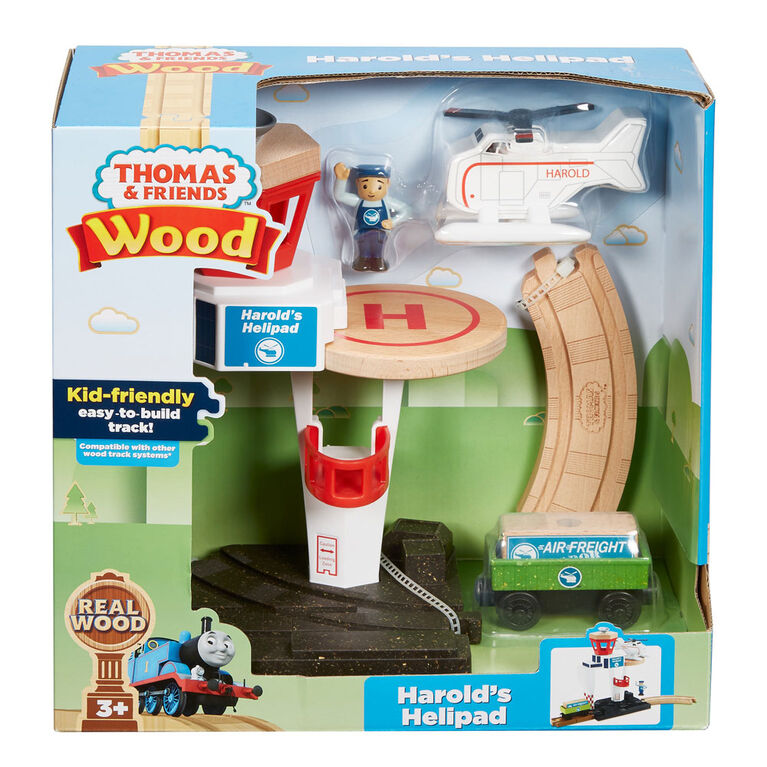 Thomas et ses amis - L'Héliport de Harold - Édition anglaise