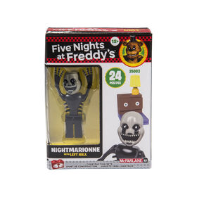 Five Nights at Freddy's  Micro Construction Set - Left Hall w/Nightmarionne