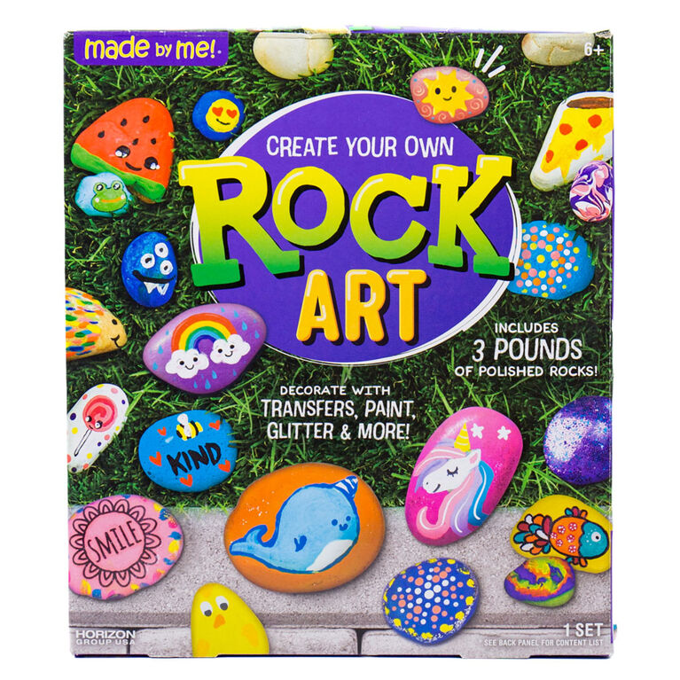 Made By Me - Rock Art