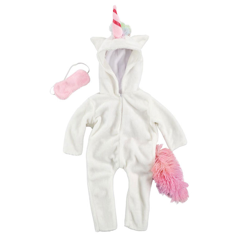 B Friends - Cute Unicorn All-in-one Fashion Clothes for 18-inch Doll