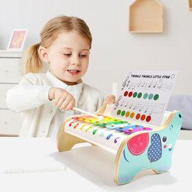 Mima Toys - Eight Tones Elephant Xylophone