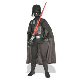 Star Wars Children's Costume - Darth Vader - Size 3-4T