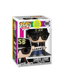 Funko Pop! Rocks Pet Shop Boys Chris Lowe Vinyl Figure