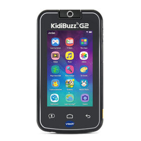 VTech KidiBuzz G2 - Black - English Edition