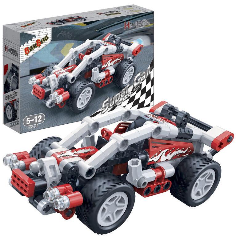 BanBao Super Car - Flash