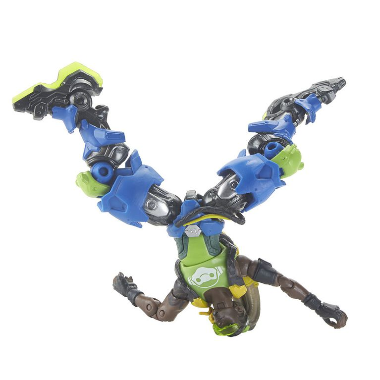 Overwatch Ultimates Series Lucio 6-Inch-Scale Collectible Action Figure