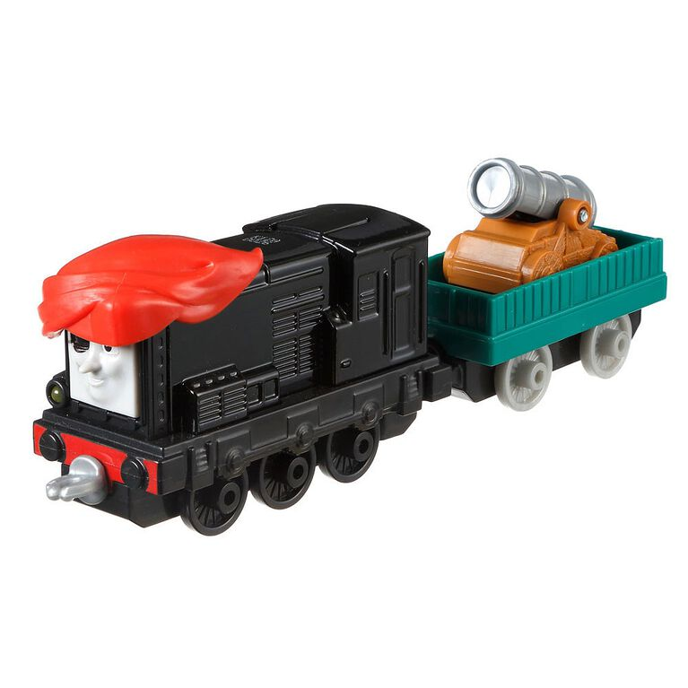 Fisher-Price Thomas & Friends Adventures Pirate Quest Diesel - English Edition