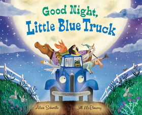 Good Night, Little Blue Truck - English Edition