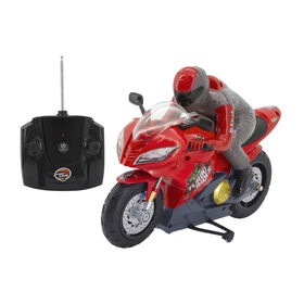 Fast Lane RC - RC Turbo Rider - Red - 27MHz