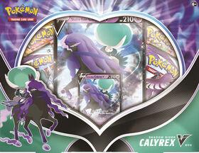 Pokémon Shadow Rider Calyrex V Box - English Edition