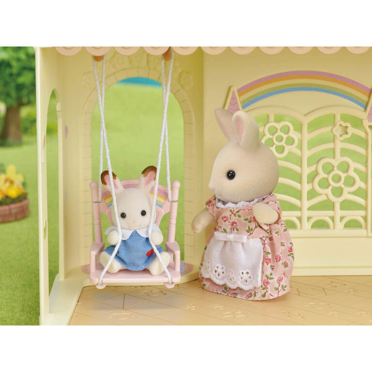 Calico Critters - Baby Castle Nursery