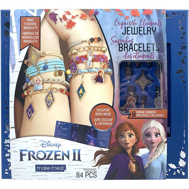 Frozen II Exquisite Elements Jewelry Set
