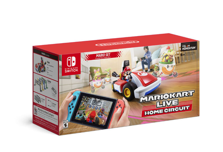 Mario Kart Live: Home Circuit- Mario