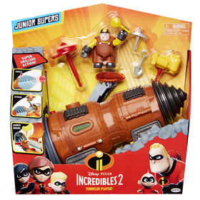 Incredibles 2 Underminer Vehicle