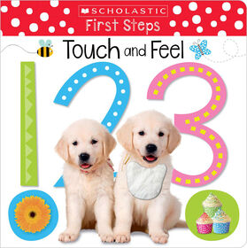 Early Learners Touch And Feel 123