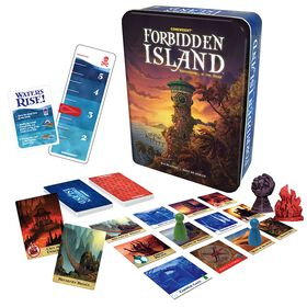 Gamewright - Forbidden Island Game
