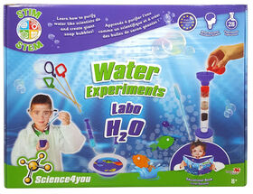Science4you - Water Experiments