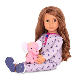 Our Generation, Maria, 18-inch Sleepover Doll