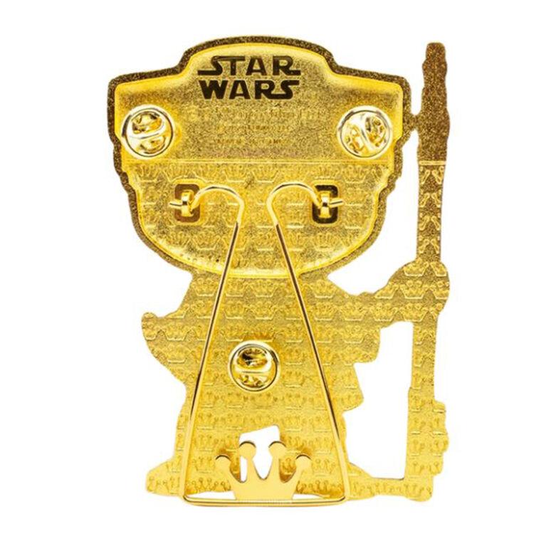 Funko POP! Pin: Star Wars - Boushh Leia