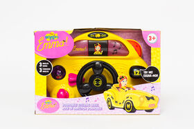 The Wiggles Emma Bowmobile Steering Wheel