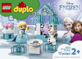 LEGO DUPLO Princess TM Elsa and Olaf's Tea Party 10920