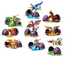 Mega Construx Breakout Beasts Wave 2 - Styles May Vary