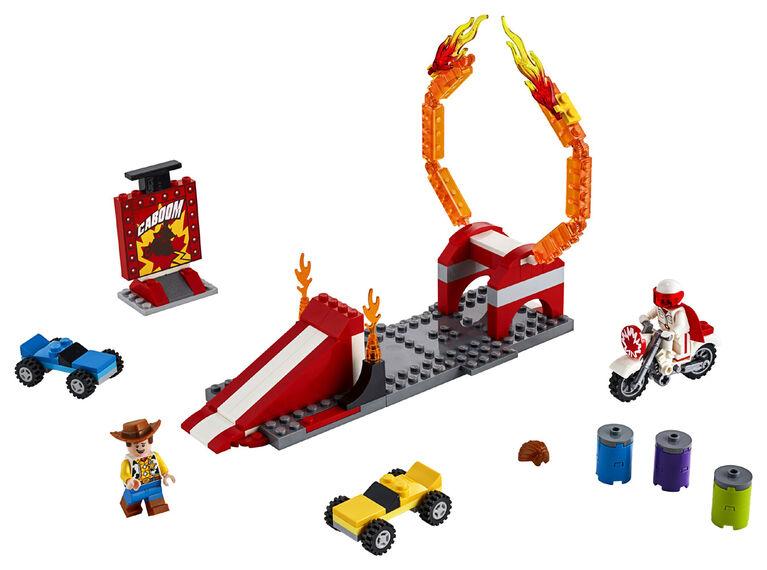 LEGO  Disney Toy Story 4 Duke Caboom's Stunt Show 10767