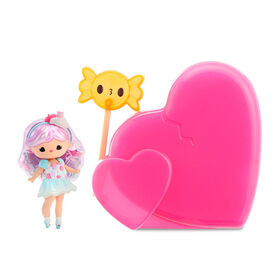 Secret Crush Minis - Crush to Unbox Sweet-Themed Mini Doll - one doll per purchase