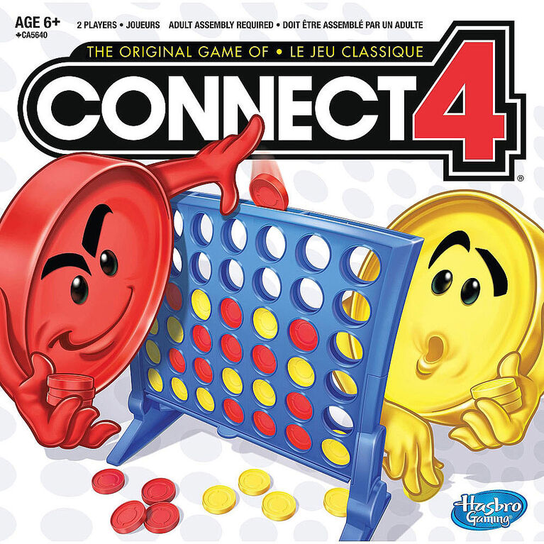 Hasbro Gaming - Connect 4