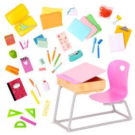 Our Generation - Student Desk Set