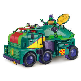 Rise of the Teenage Mutant Ninja Turtles - Turtle Tank, 2-in-1 Transforming Vehicle and Mobile Lab