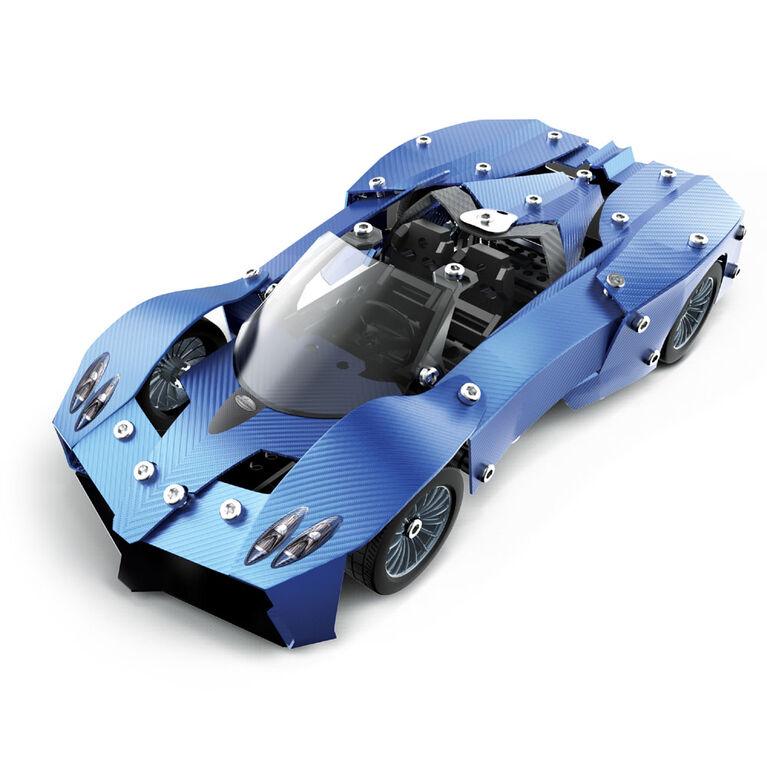 Meccano-Erector – Pagani Huayra Roadster Sports Car Building Set