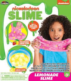 Nickelodeon Lemonade Slime Kit