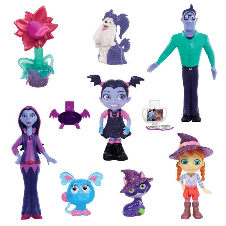 Vampirina Fangtastic Friends Set