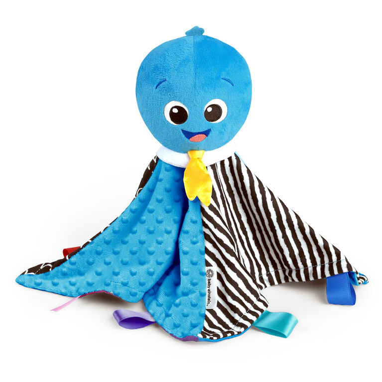 Opus's Look Sea Listen Soothing Musical Plush Octopus Toy