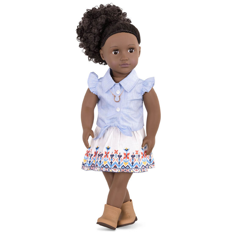 Our Generation, My Lucky Horseshoe, Equestrian Outfit for 18-inch Dolls