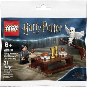 LEGO Harry Potter - Harry Potter et Hedwige : la livraison 30420