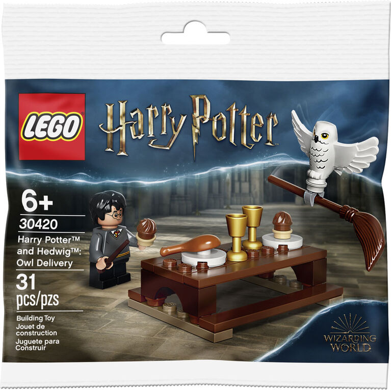 LEGO Harry Potter - Harry Potter and Hedwig: Owl Delivery 30420