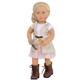 Our Generation, Naya, 18-inch Posable Travel Doll